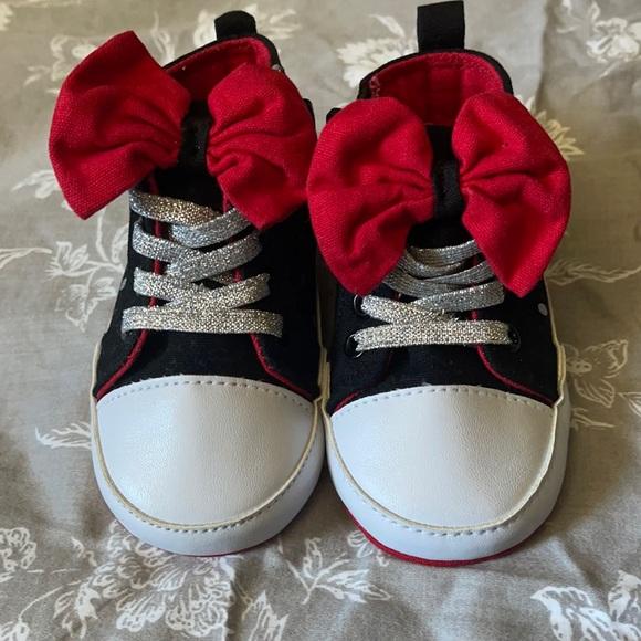 Disney infant girl shoes